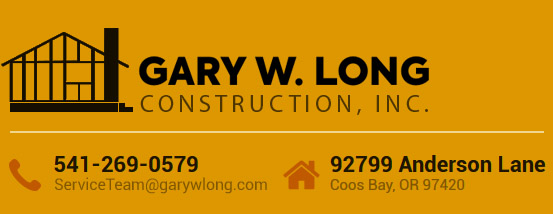 Gary W. Long Construction Logo